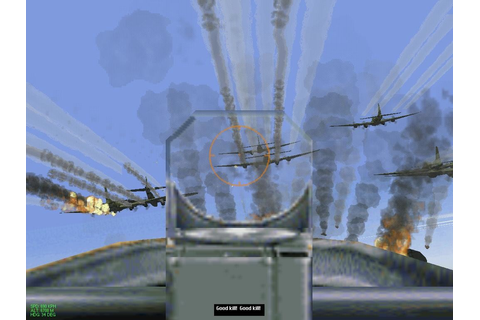 Скриншоты European Air War на Old-Games.RU