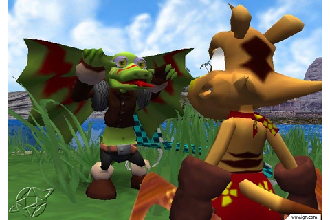 Ty the Tasmanian Tiger Screenshots, Pictures, Wallpapers ...