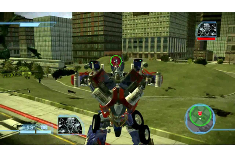 Transformers: The Game Walkthrough: Autobots - The ...