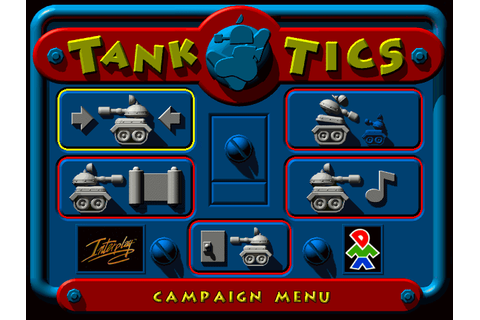 Download Tanktics (Windows) - My Abandonware