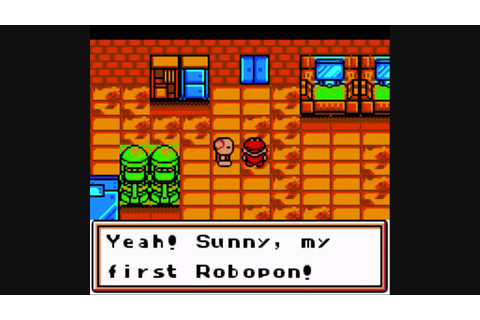 Let's Play Robopon Sun, new HORIZONS - YouTube