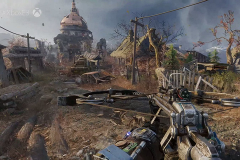 Metro Exodus leaves the tunnels in new gameplay trailer ...