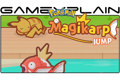 Pokémon: Magikarp Jump - Game & Watch (Video Preview ...
