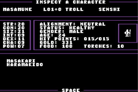 Download Deathlord (Apple II) - My Abandonware