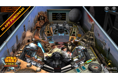 Amazon.com: Star Wars Pinball 5: Appstore for Android