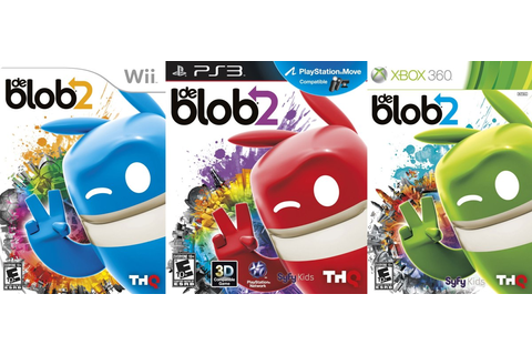 De Blob Is Alive And Well | My Nintendo News