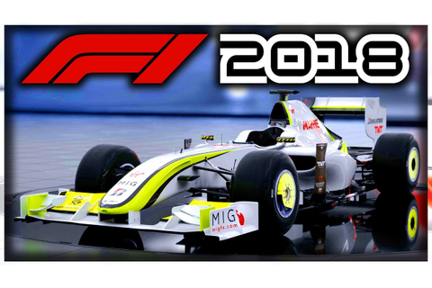 F1 2018 Game: BRAWN GP CAR REVEALED! - FIRST NEW CLASSIC ...