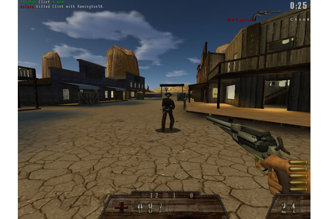 Smokin' Guns Screenshots for Windows - MobyGames