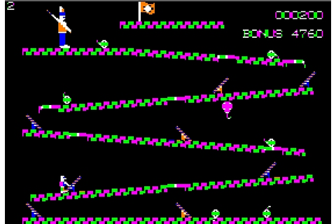 Download CannonBall Blitz (Apple II) - My Abandonware