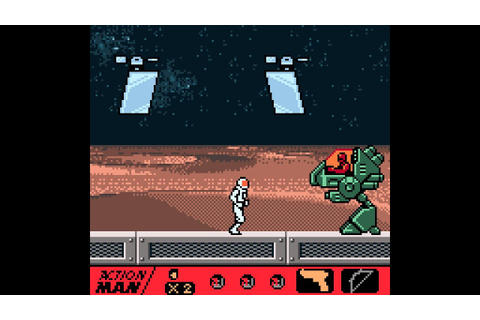 Action Man: Search for Base X OST: T17 - Moon Base 1 Boss ...
