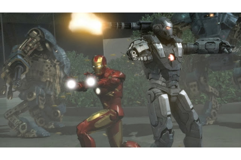 Free Download Iron Man 2 Highly Compressed ~ Download All ...