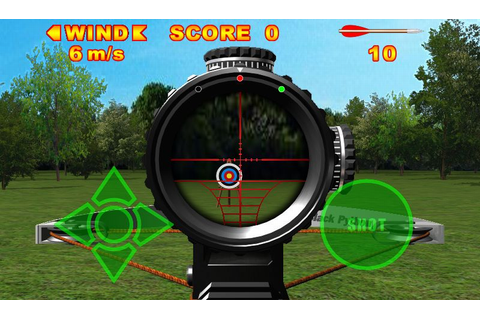 Crossbow Shooting deluxe - Android Apps on Google Play