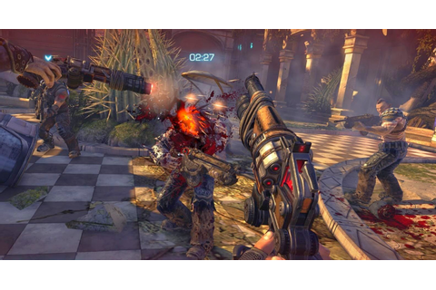 Bulletstorm Game - Games Free FUll version Download