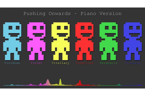 Pushing Onwards - Piano Version (From the game VVVVVV ...