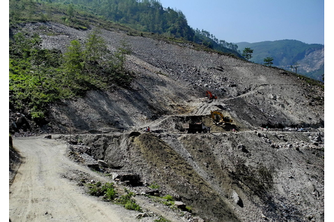 """One Mistake, Game Over"" - Driving Nepal's Highway To Hell"