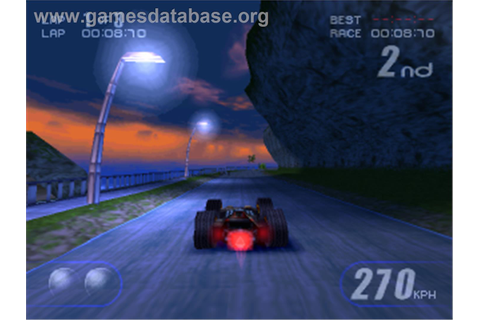 Rollcage - Sony Playstation - Games Database