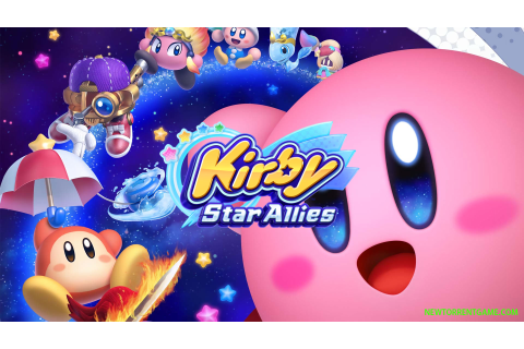 KIRBY STAR ALLIES PC - FREE TORRENT DOWNLOAD - NEWTORRENTGAME