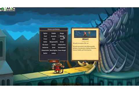 ADOM (Ancient Domains Of Mystery) Mac Game Free Download