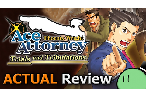 Phoenix Wright: Ace Attorney – Trials and Tribulations ...