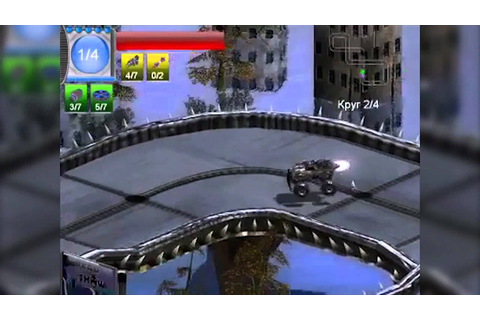 Rock N Roll Racing 3D - Preview - Game Over - YouTube