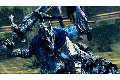 Dark Souls : Knight Artorias of the Abyss cut/unused ...