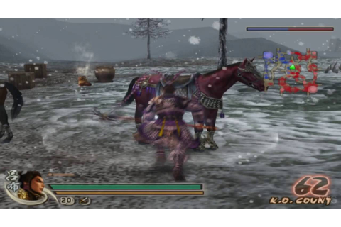 Dynasty Warriors 5 PS2 Gameplay HD (PCSX2) - YouTube