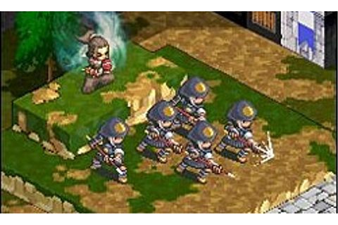 Hero's Saga Laevatein Tactics Review for Nintendo DS