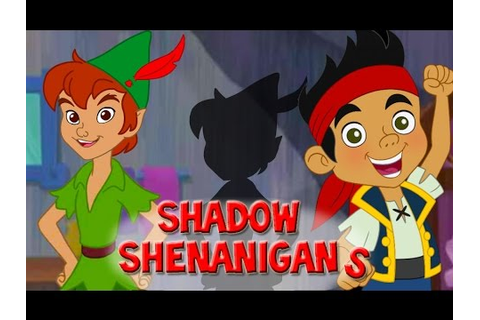 Jake And The Neverland Pirates Game Episodes Shadow ...