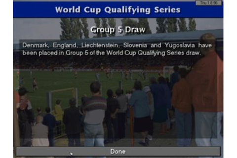 Championship Manager 96/97 Game Download