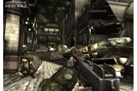 [Test] Medal of Honor Heroes 2 :: GameOsphere.fr