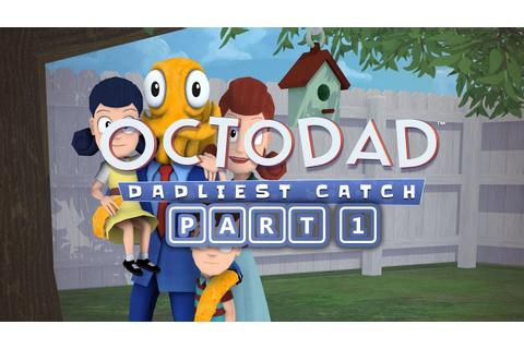 Octodad - Let's Play - YouTube