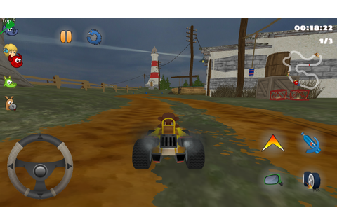 SuperTuxKart - Android Apps on Google Play