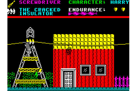 Everyone's a Wally (1985) ZX Spectrum game