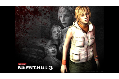 Silent Hill 3 (Game Movie) - YouTube