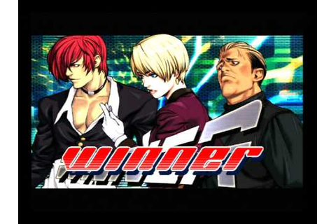 The king of fighters NeoWave (Xbox gameplay) - YouTube