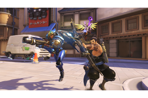 Overwatch: Blizzard Releases New Gameplay Footage of ...