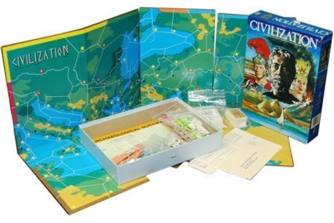 Civilization Board Game by Avalon Hill - Inactive Products ...