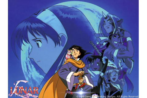 Lunar Eternal Blue - One of the greatest games ever made ...