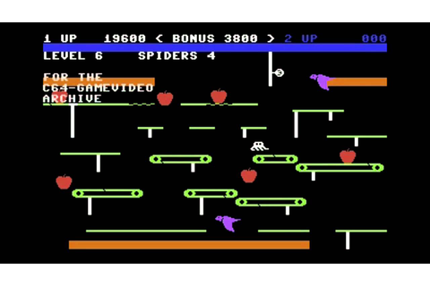 C64-Longplay - Apple Cider Spider (720p) - YouTube