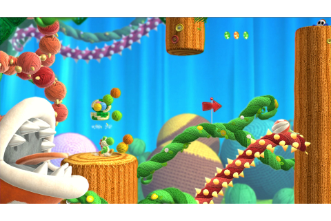 Yoshi's Wooly World Review (Wii U) - Hey Poor Player