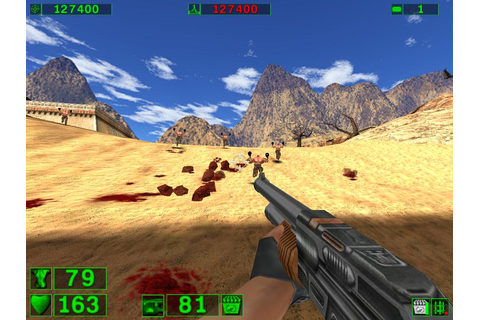 Serious Sam The Second Encounter Free Download - Ocean Of ...