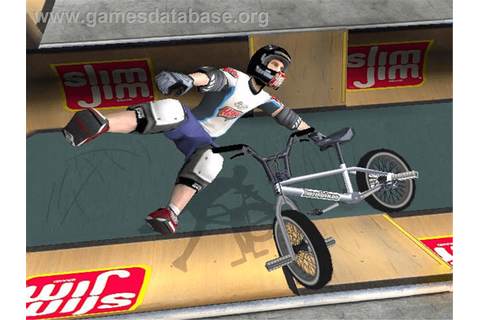 Dave Mirra Freestyle BMX 2 - Microsoft Xbox - Games Database