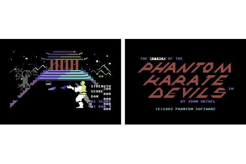 Old Machinery: PETSCII games