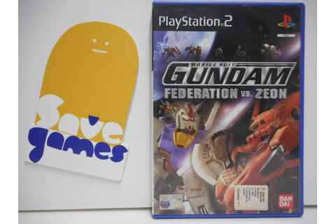 Mobile Suit Gundam Federation vs. Zeon - Save Games