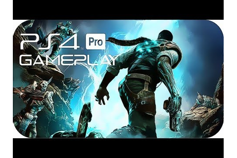 Starhawk 2012 PS4 PRO Gameplay [PS NOW] - YouTube