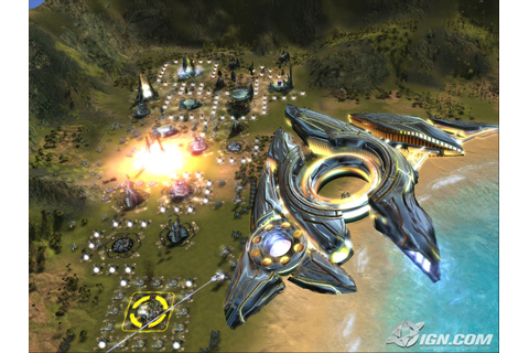 Supreme commander forged alliance 1.0 crack download full ...