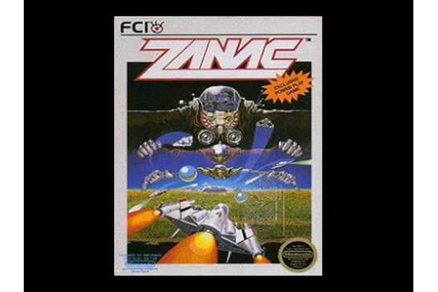 Zanac (NES) - Game Over - YouTube