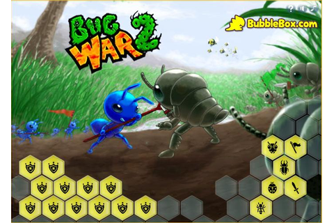 Bug War 2 – Tips and Review (4 out of 5) | Game Boots