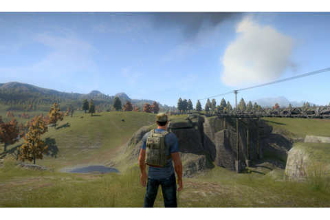 "H1Z1 gets a ""big damn patch,"" adds new weapons, more - VG247"