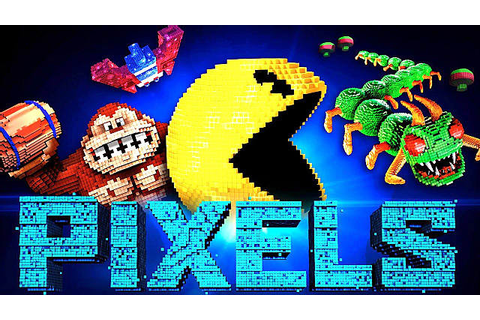 Classic video games resurrected in the movie Pixels ...
